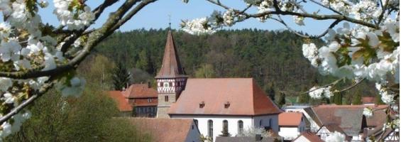 Evangelisch-Lutherische Kirchengemeinde Bürglein